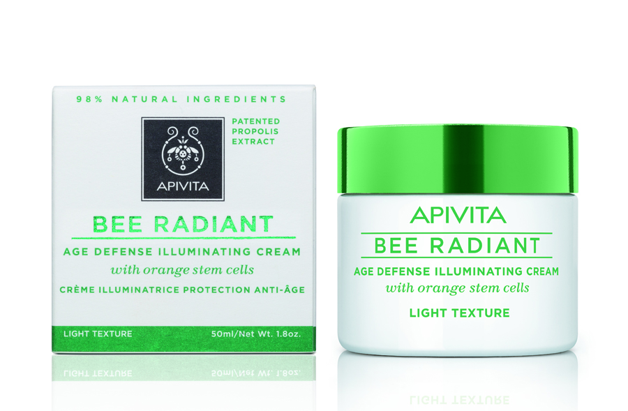 Bee Radiant light face cream 50 ml