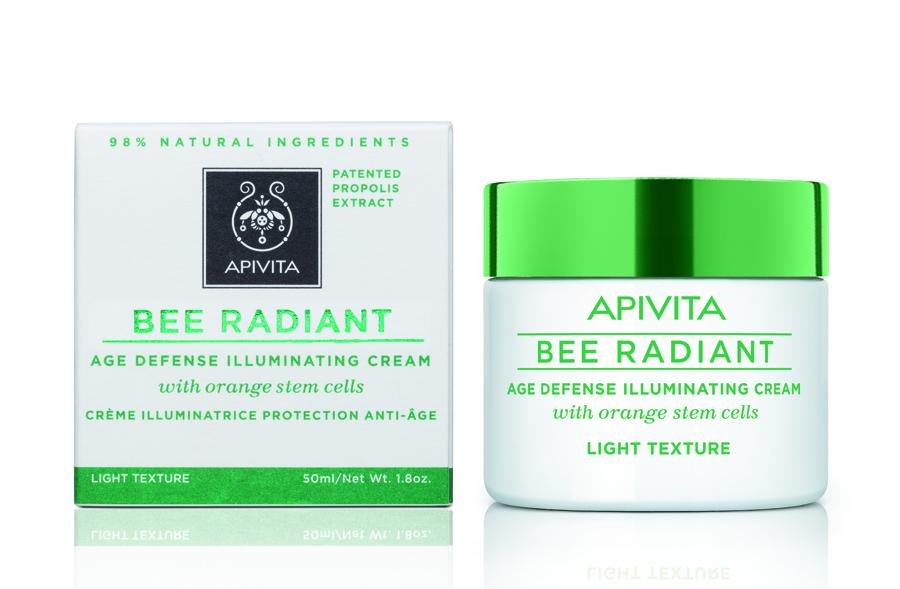 Bee Radiant light face cream 50 ml