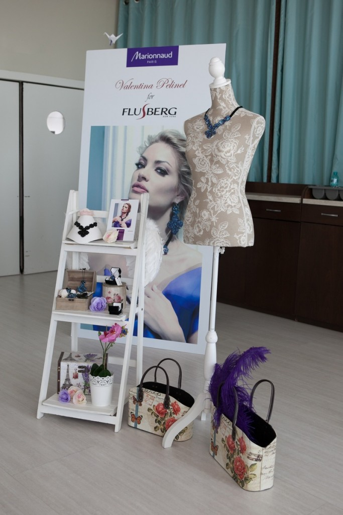 Colectia Flusberg by Valentina Pelinel_Eveniment de lansare Marionnaud Paris_23 Aprilie