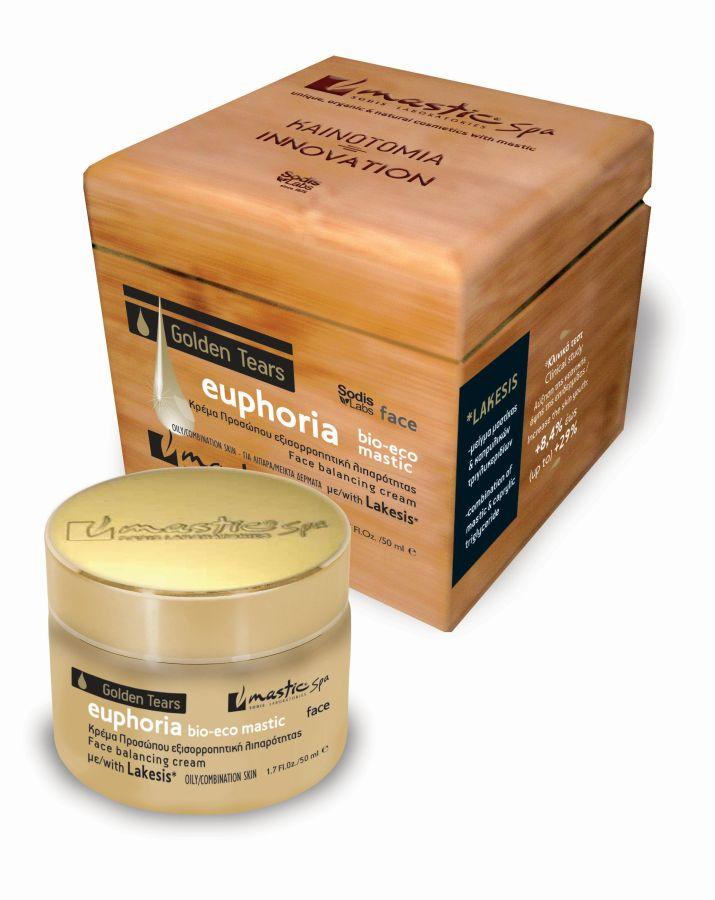 Mastic Spa Crema hidratanta