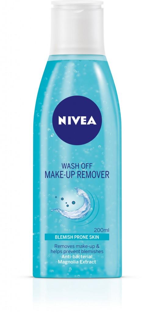 NIVEA Demachiant gel pentru ten predispus la acnee
