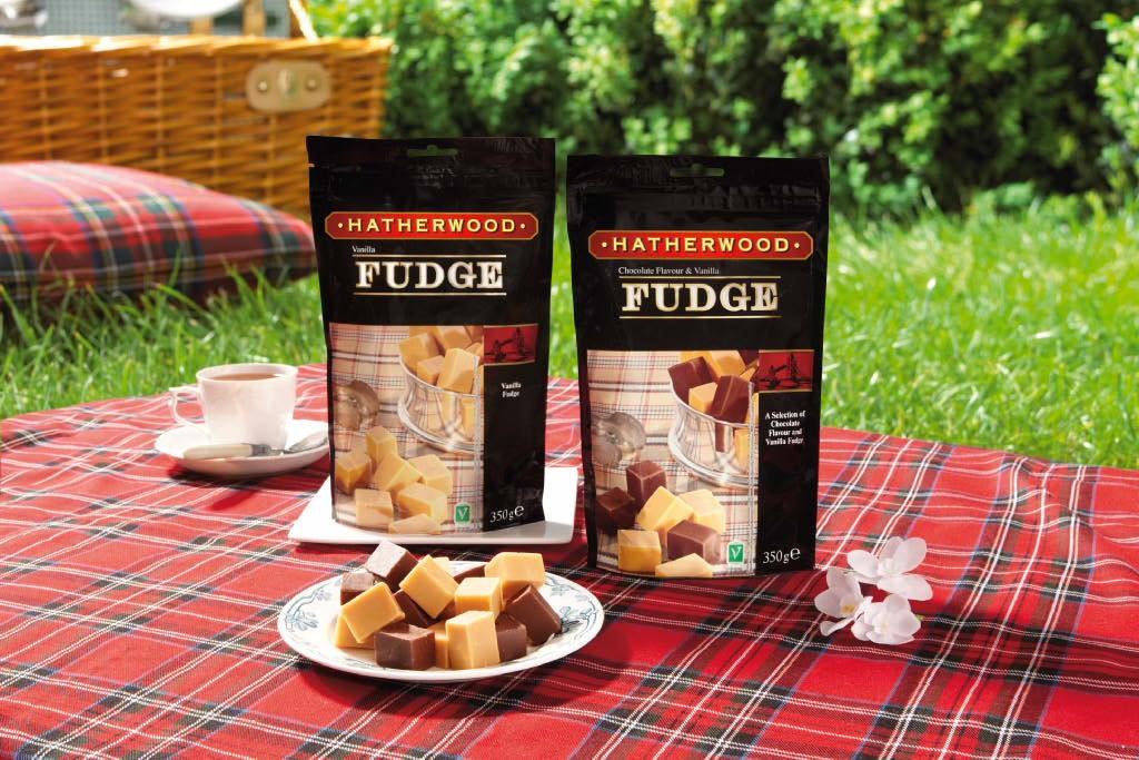 Fudge - caramele in stil englezesc