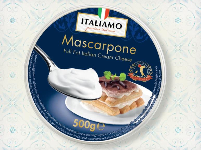 Mascarpone - Italiamo