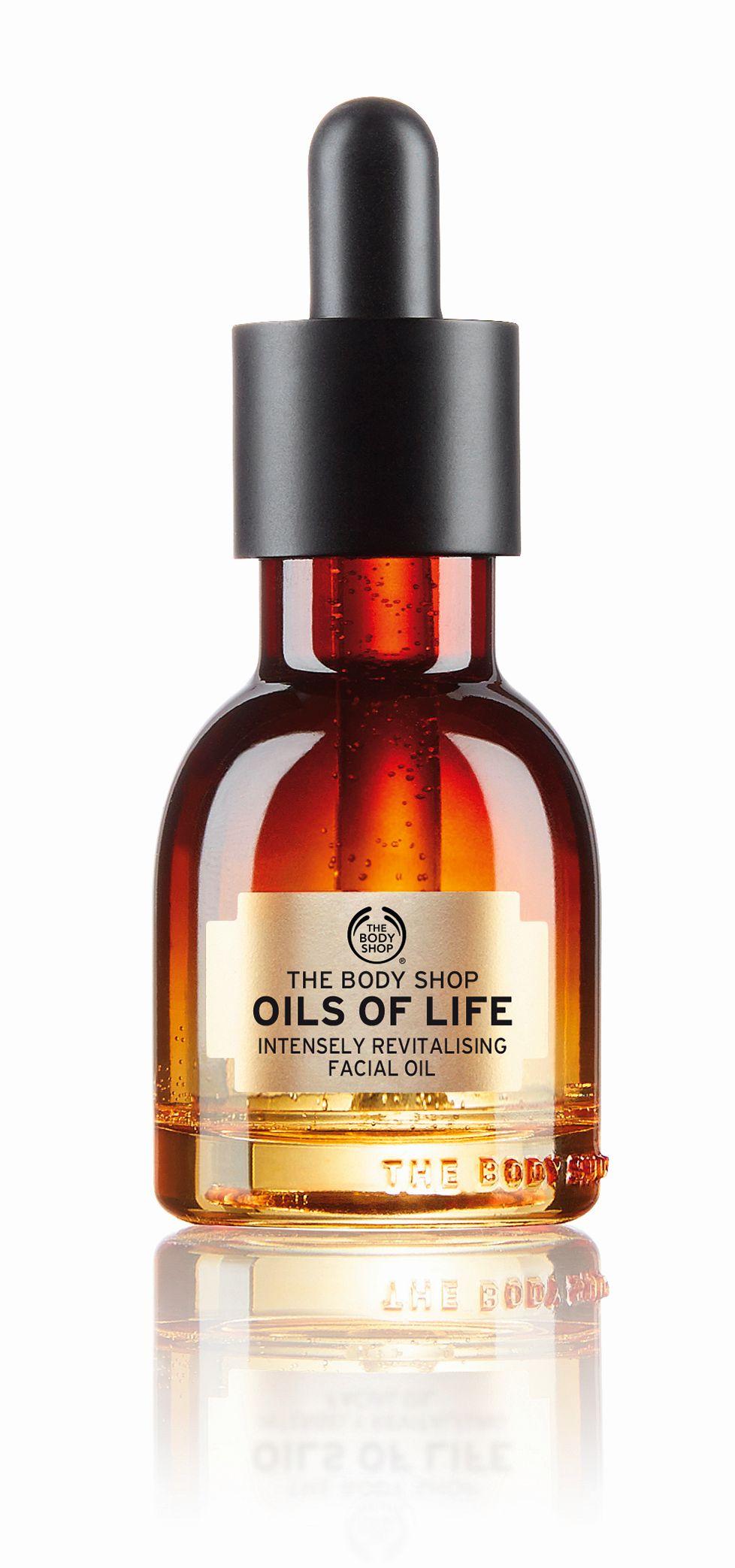 Lansarea sezonului vine de la THE BODY SHOP cu 'OILS OF LIFE