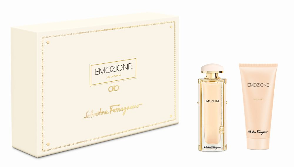 Emozione Pure Glam Coffret (50ml EdP + 100ml BL) - 385lei