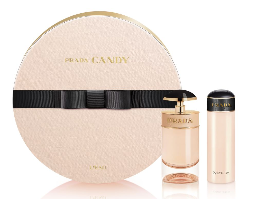 PRADA CANDY L'EAU EDT 50ML + BL 75ML - 345lei