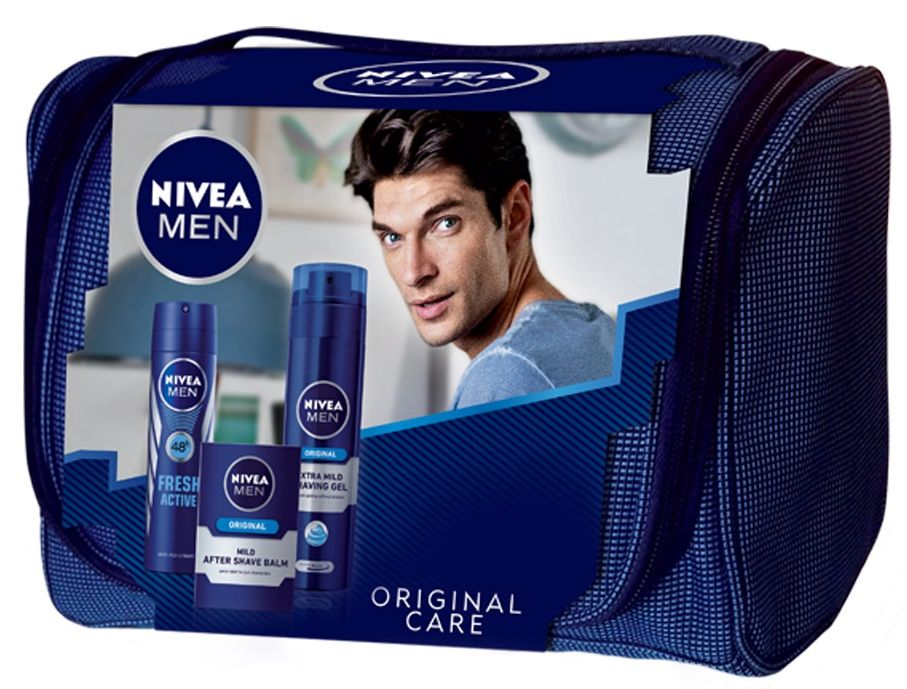 Pachet special de Craciun NIVEA MEN Original Care