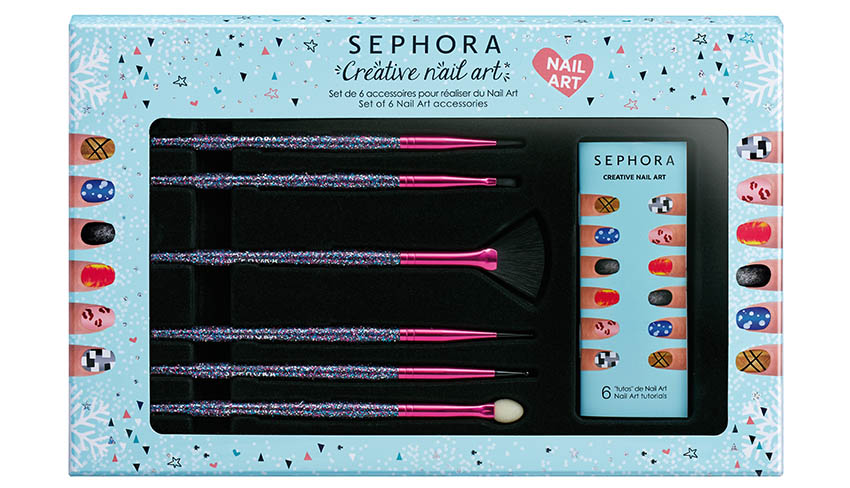 Sephora-Xmas-Collection-accesorii-Nail-Art