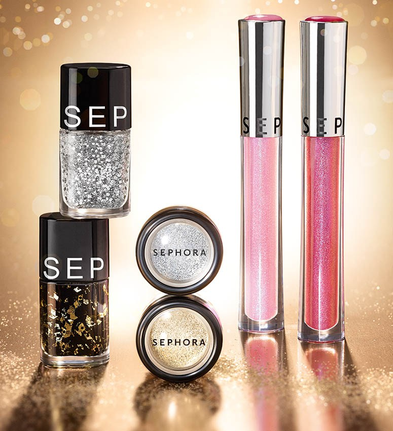 Sephora-Xmas-Collection-colecţie-Glitter