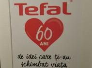 60 de ani de Tefal