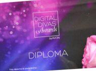 Am fost premiată la Digital Divas 2016