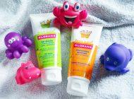Klorane Petit Junior, gel de duș și șampon pentru piele fină și păr strălucitor- testat și plăcut