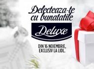 La Lidl începe sezonul dorințelor Deluxe