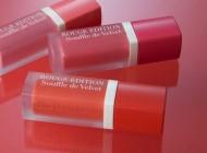 Noile rujuri mate Bourjois Rouge Edition Souffle de Velvet