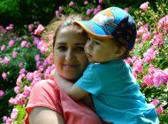 Aleea Roselor din Grădina Botanică – un mic colț de rai
